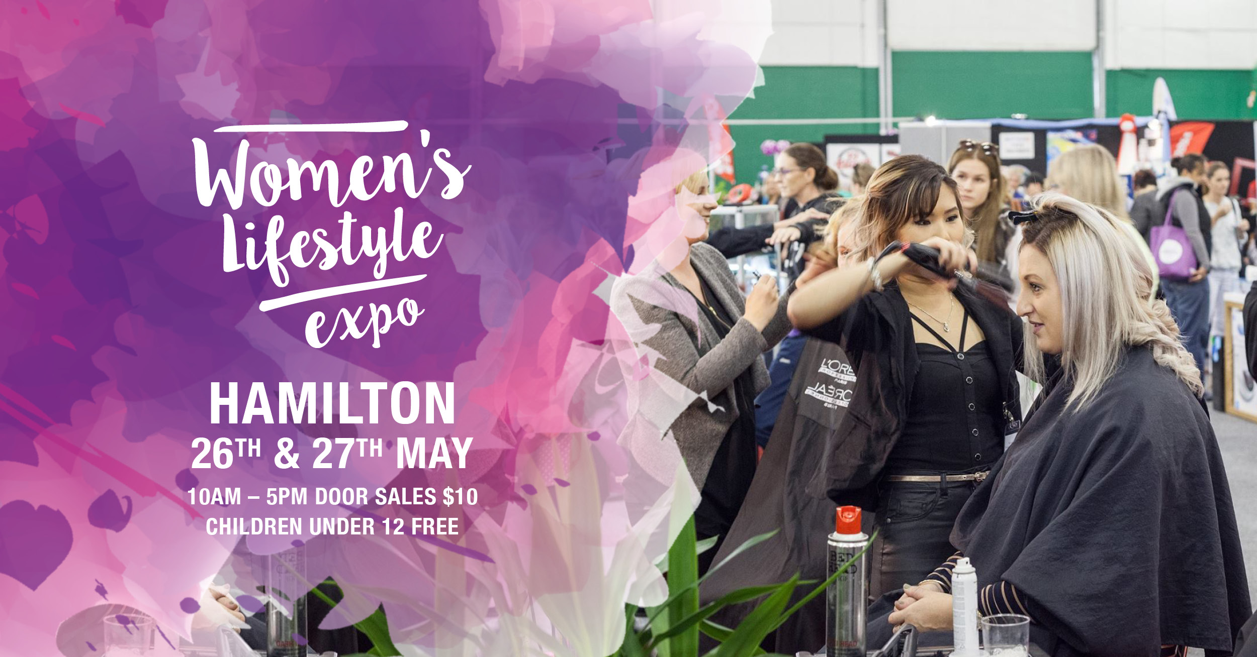 0909a94ebbd179 Come join us at one of Waikato s largest events! The Hamilton Women s  Lifestyle Expo is a two-day event for women of all ages.