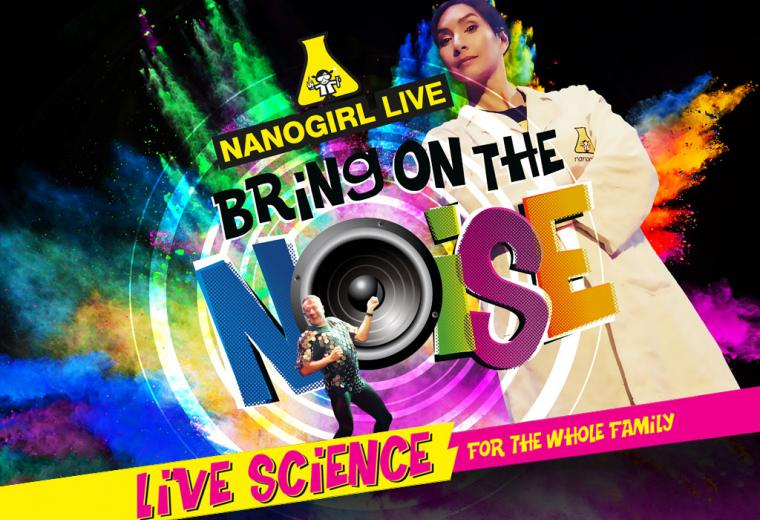 Bring On The Noise - Nanogirl Live