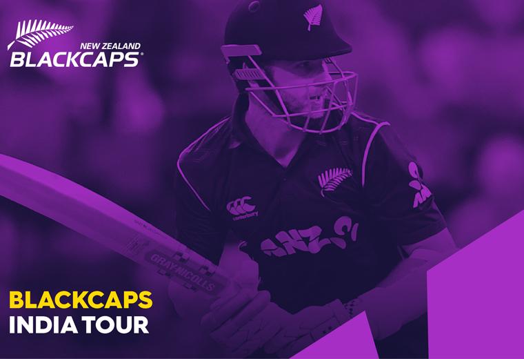 3rd T20 - BLACKCAPS vs India