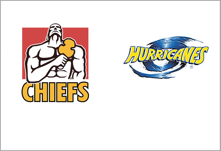 Gallagher Chiefs vs Hurricanes
