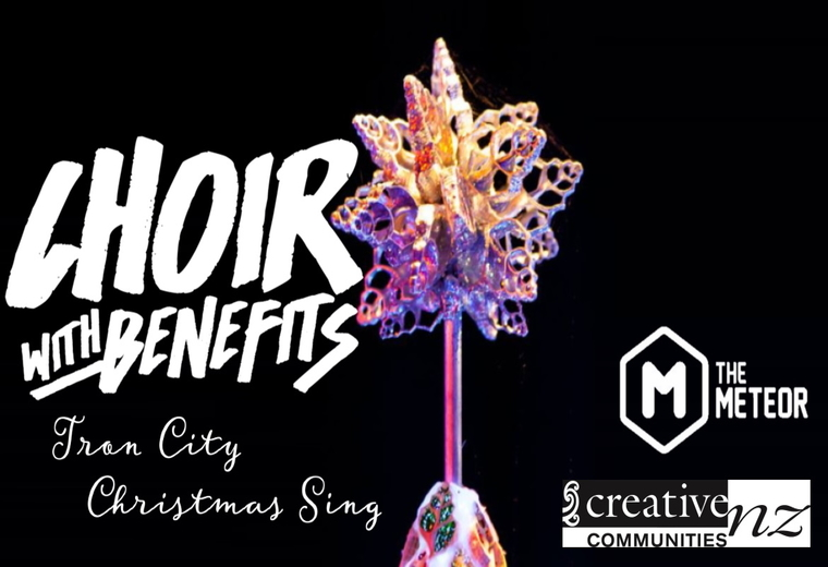 Choir with Benefits Tron City Christmas Sing