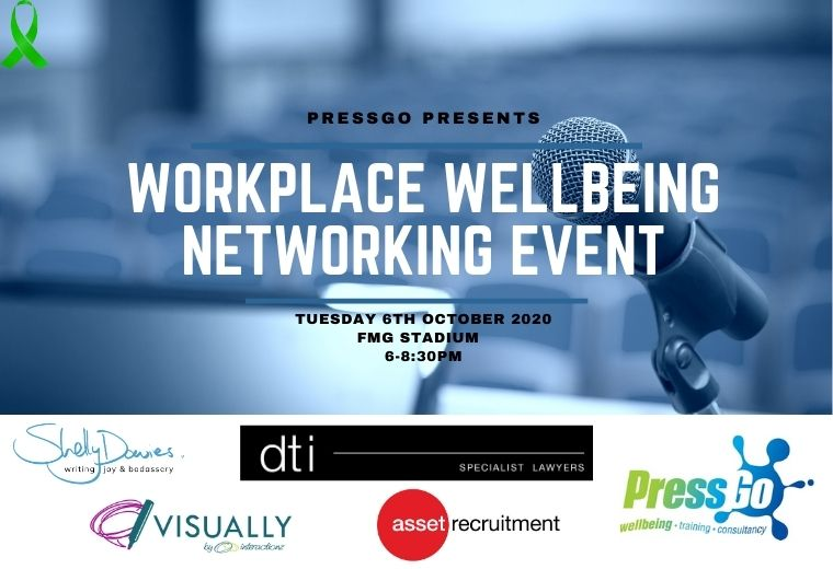 Workplace Wellbeing Networking Event