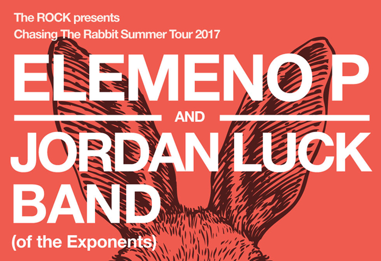 Elemeno P & Jordan Luck Band Summer Tour 2017