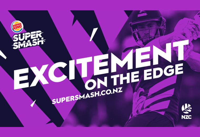 Super Smash - Knights v Wellington Firebirds