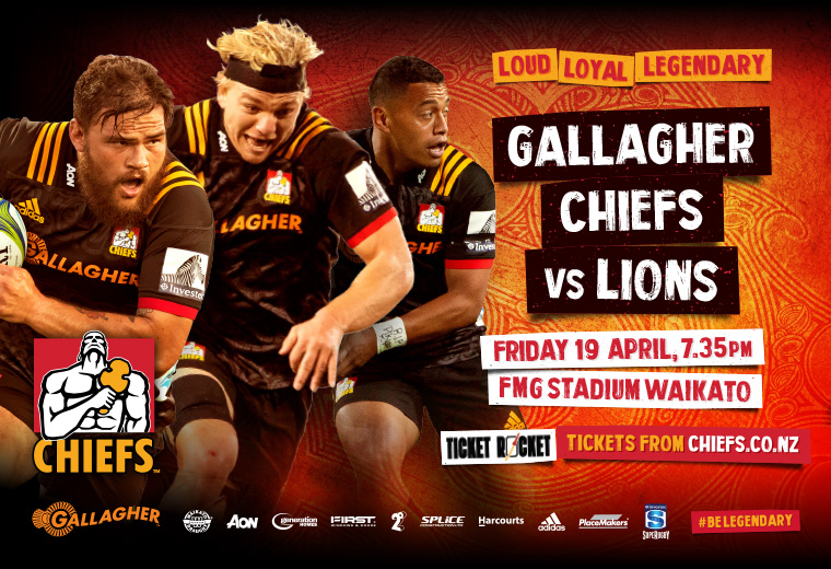 Gallagher Chiefs v Lions