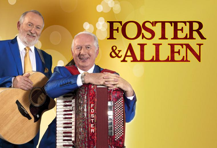 Foster & Allen - Golden Years
