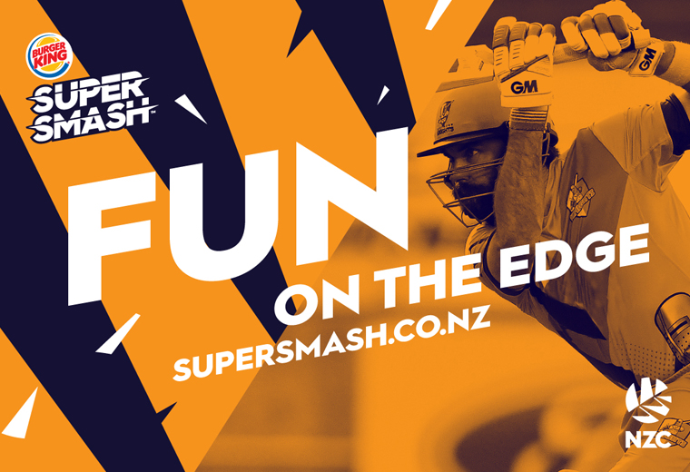 Super Smash - Northern Spirit v Wellington Blaze