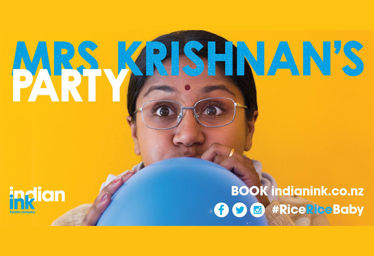 Mrs. Krishnan's Party