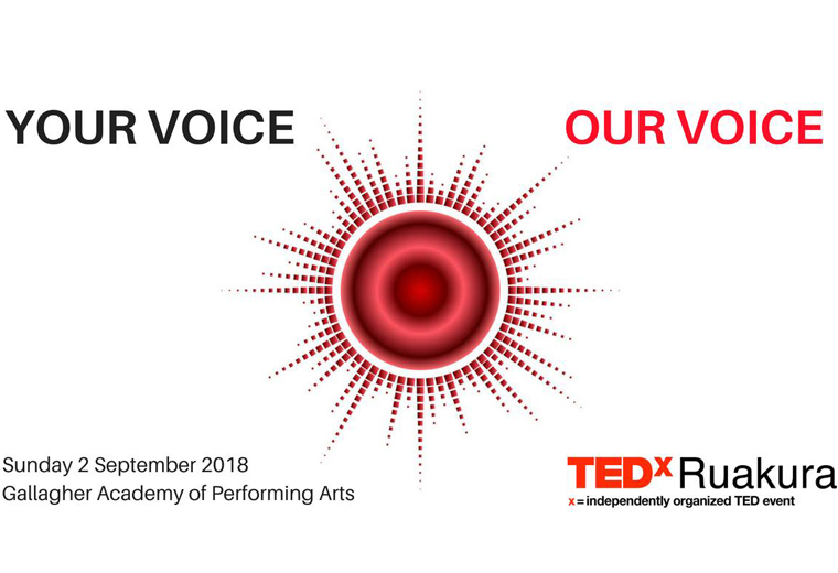 TEDxRuakura 2018: Your Voice | Our Voice