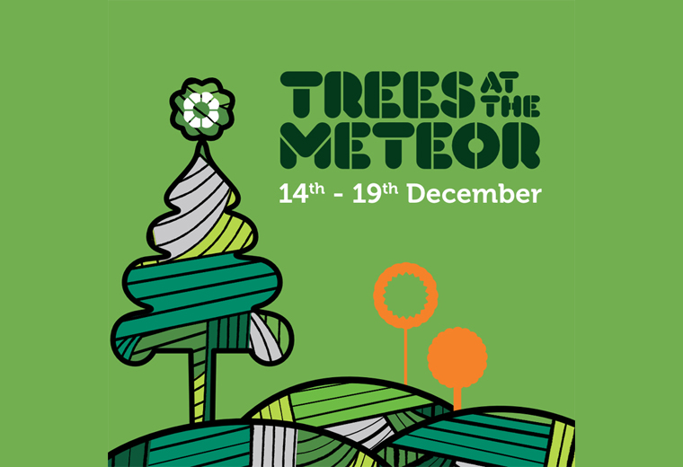 Trees At The Meteor