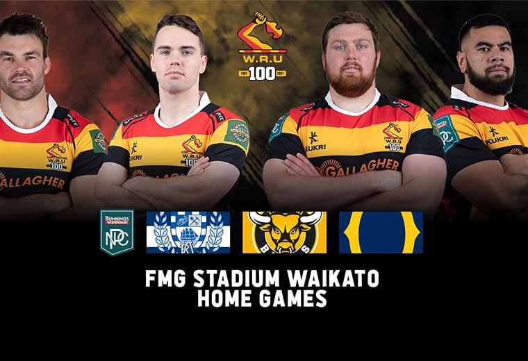 Bunnings NPC - Waikato v Otago