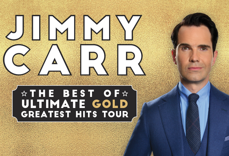 Jimmy Carr - The Best Of Ultimate Gold Greatest Hits World Tour