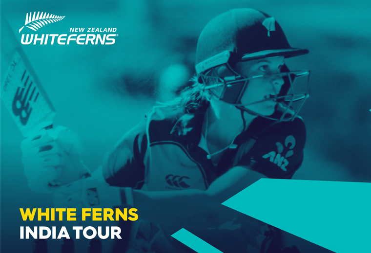 3rd ODI - WHITE FERNS vs India