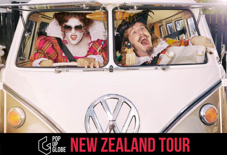 Pop-Up Globe NZ Tour