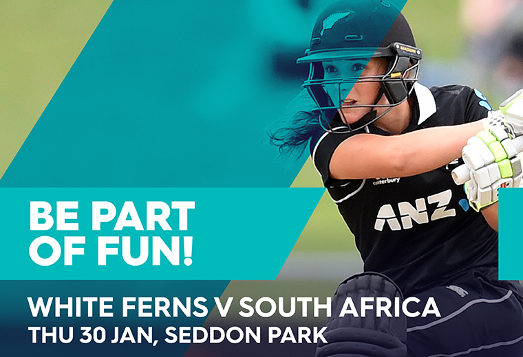 White Ferns v South Africa, ODI